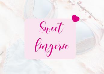 Sweet lingerie